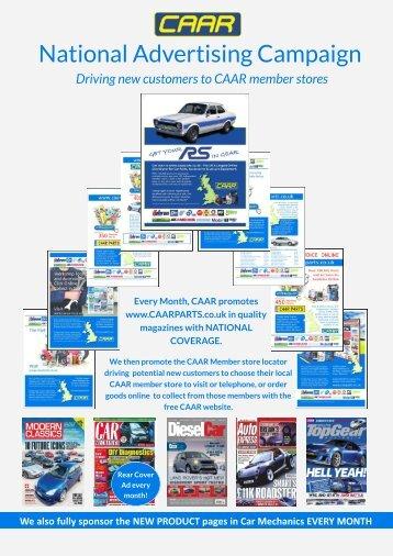 CAAR Advertising