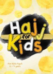 Hajj for Kids Activity Book