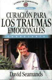 TRAUMAS EMOCIONALES