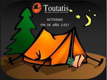 Actividad Fin de Año Toutatis 2017