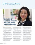 GW Nursing Magazine Fall 2017 - Page 6