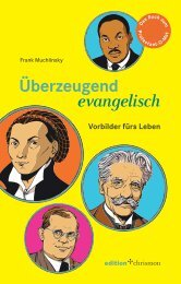 Ueberzeugend evangelisch_Leseprobe