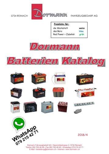 Batterienkatalog 2018-4