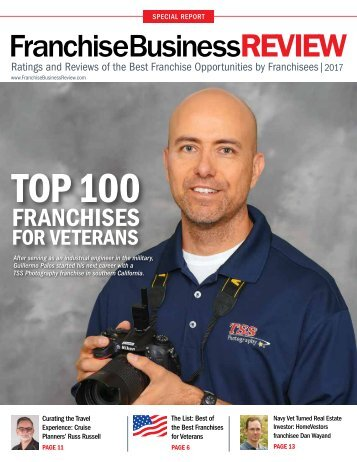 Top Franchises for Veterans 2017