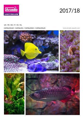 Arcadia Aquatic 2017/2018 catalogue