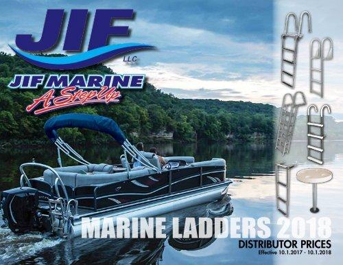 "Octagonal 20/""W Surface Mount DSI-KS JIF Marine Products Ivory Table Kit"