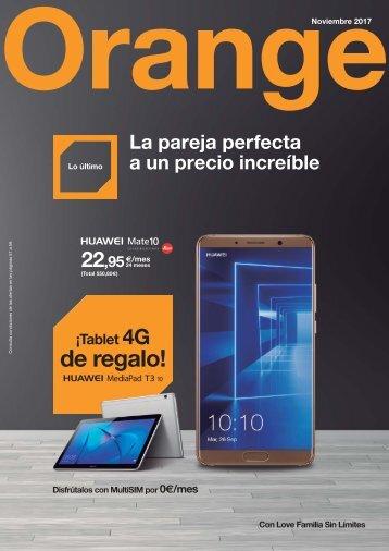 Revista Orange Noviembre 2017