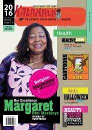 2016 EDITION vol.3 issue 13 DIGITAL