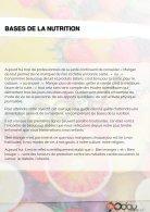 Fiche Nutrition - Page 3