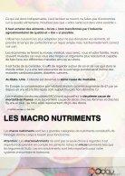 Fiche Nutrition - Page 4