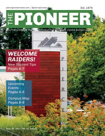 The Pioneer Vol. 51, Issue 1