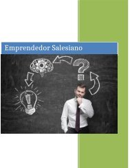 Emprendedor Salesiano