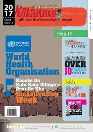 2016 EDITION vol.4 issue 15 DIGITAL