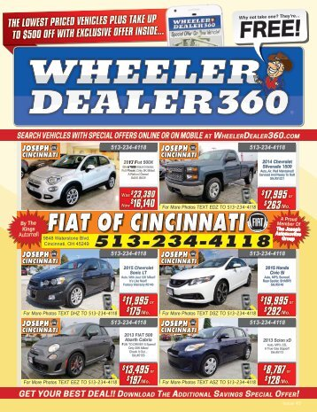 Wheeler Dealer 360 Issue 45, 2017