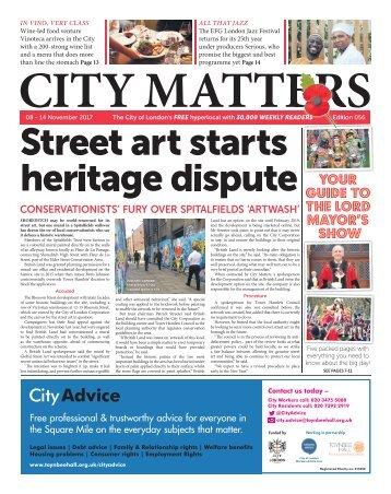 City Matters 056