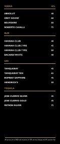 BOTTEGA PROSECCO BAR-DRINKS MENU-30Dec - Page 7