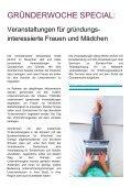 SHE works! Magazin #Frauen #Wirtschaft #Karriere - Motivation statt Novemberblues - Page 6