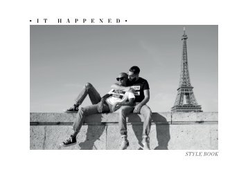 ITHAPPENED_ STYLE BOOK -