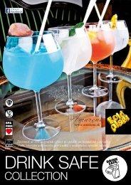 Koktejlové plastové poháre