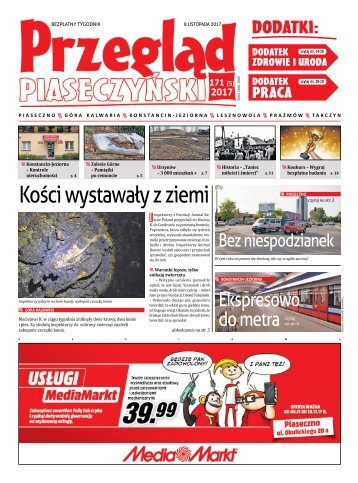 Przegląd Piaseczyński, wydanie 171