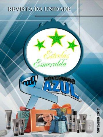 REVISTA UNIDADE ESTRELAS ESMERALDAS - NOVEMBRO 2017
