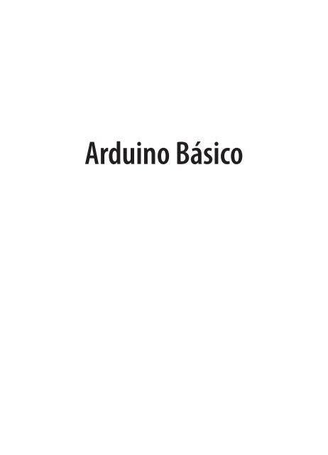 arduino_básico_Michael_McRoberts