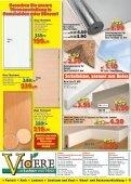 Dezember Aktionswochen bei VIDERE Holzfachmarkt - Seite 4