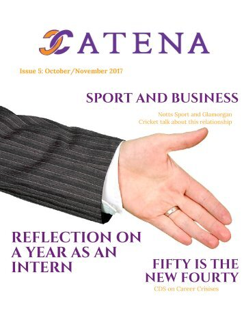 Catena Magazine October/November 2017