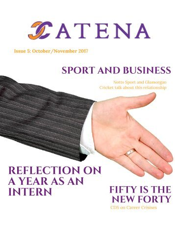 Catena Magazine October/November