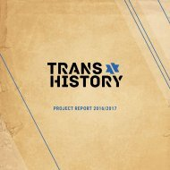 Trans.History Project Report 2017