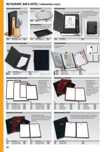 Restaurant,Bar & Hotel_echsle gastro Katalog