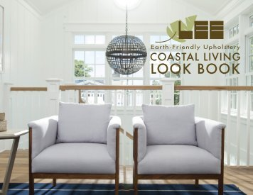 Coastal Living Lookbook 2014