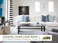 Coastal Living Lookbook 2015