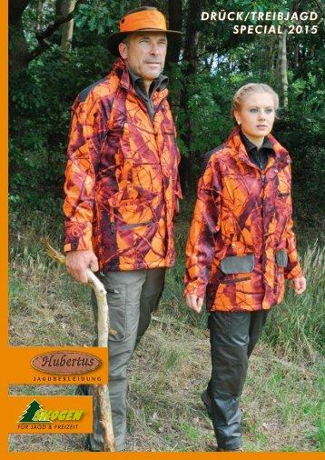 Katalog Drück- / Treibjagd Special 2015