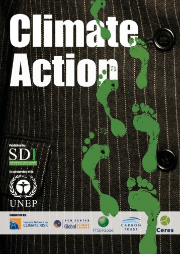 Climate Action 2007-2008