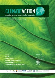 Climate Action 2010-2011