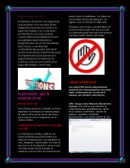 Restricciones de red rivas ayala vanessa