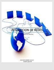 restricciones  de redes