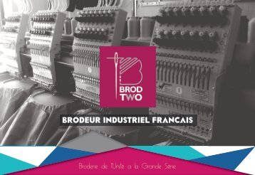 Brochure Brod'two Professionnels 2017