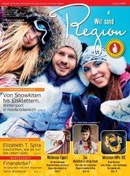 Wir sind Region   Winter 2011