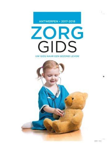 Zorggids Antwerpen 2017-2018