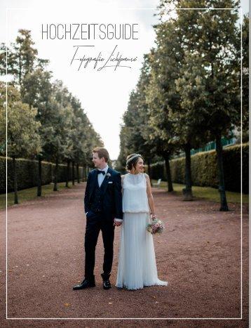 Hochzeitsguide 2018 FotografieLichtpause
