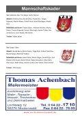 12.11.2017 Stadionzeitung FC Türk Gücü Breidenbach / TSV Ernsthausen - Page 7