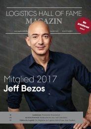 Logistics Hall of Fame Magazin 2017