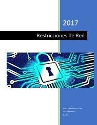 Restricción de Red