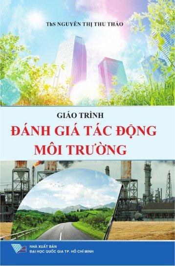 Giáo trình Đánh giá tác động môi trường