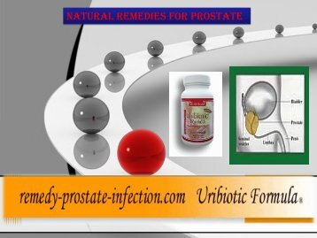 Natural Prostate Remedies