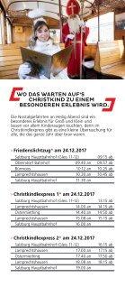 """Adventzauber in der """"Stille Nacht Region"""" mit der Salzburger Lokalbahn - Seite 4"""