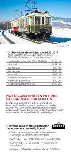 """Adventzauber in der """"Stille Nacht Region"""" mit der Salzburger Lokalbahn - Seite 5"""