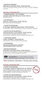 """Adventzauber in der """"Stille Nacht Region"""" mit der Salzburger Lokalbahn - Seite 7"""